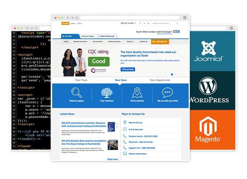 isky creative web design